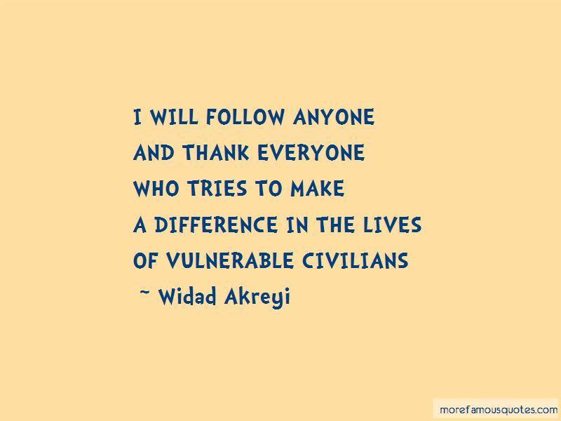 Widad Akreyi Quotes