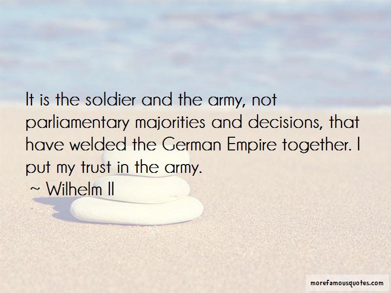 Wilhelm II Quotes