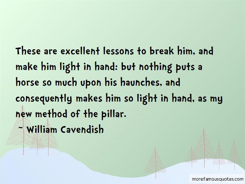 William Cavendish Quotes Pictures 3