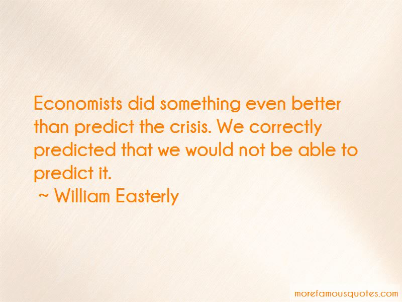 William Easterly Quotes Pictures 2