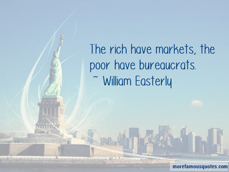 William Easterly Quotes Pictures 4