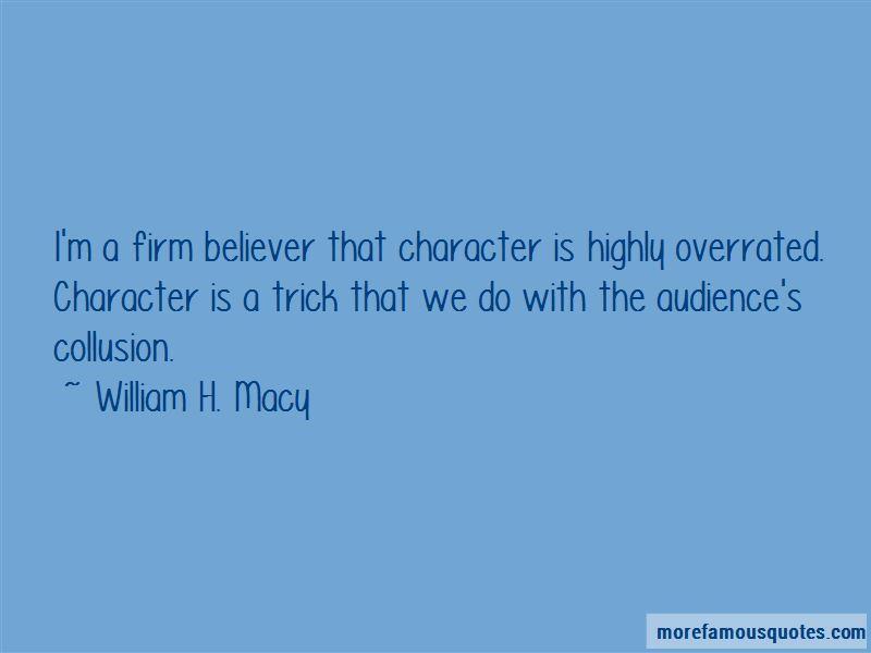 William H. Macy Quotes Pictures 2