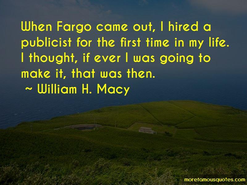 William H. Macy Quotes Pictures 3