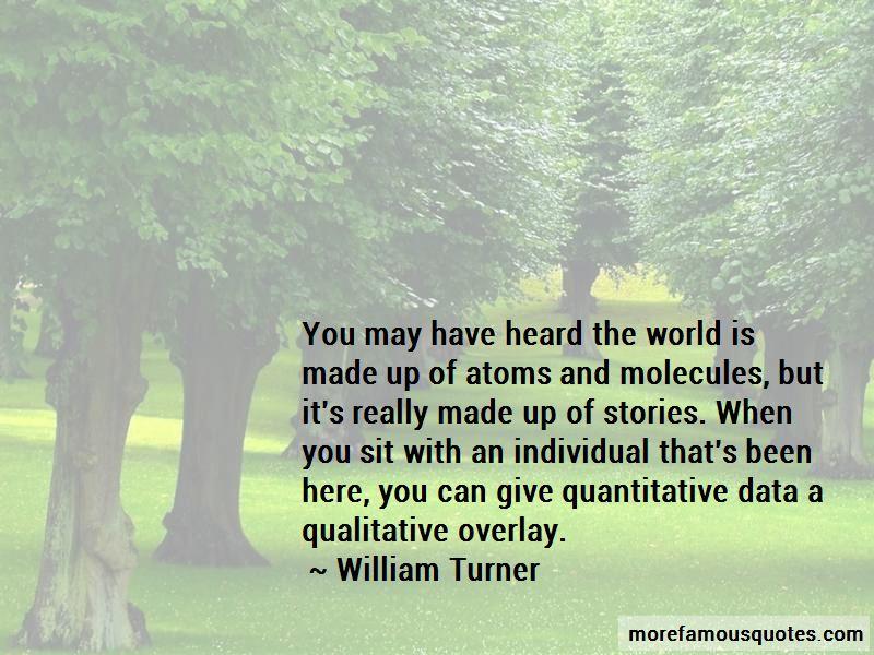 William Turner Quotes