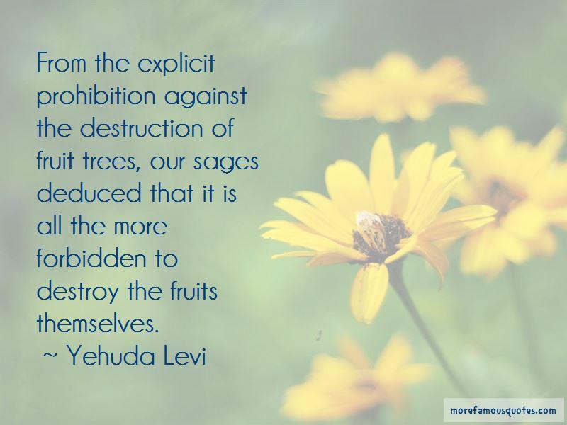 Yehuda Levi Quotes
