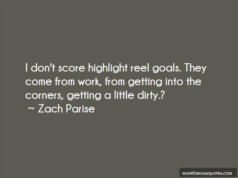 Zach Parise Quotes