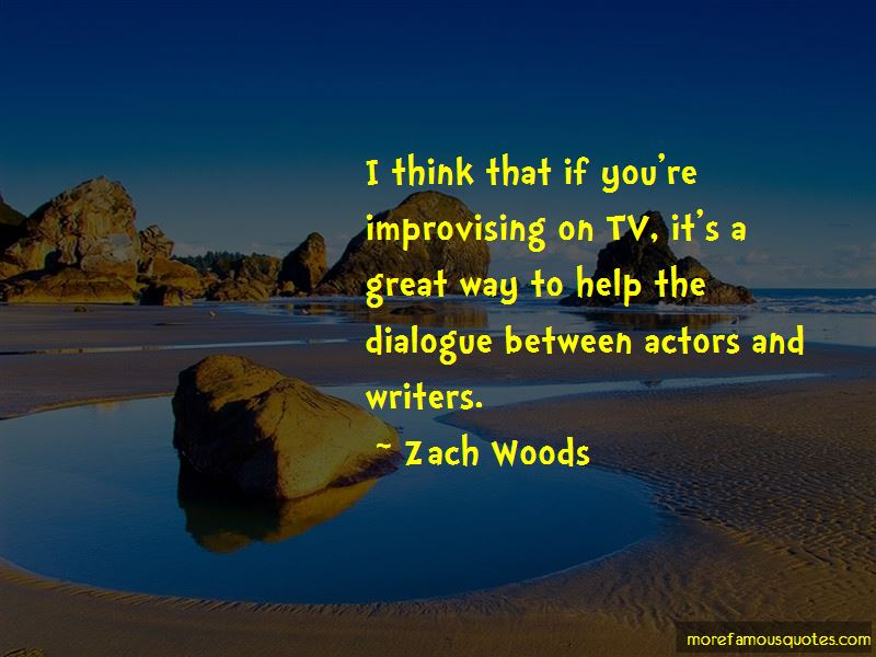Zach Woods Quotes Pictures 2