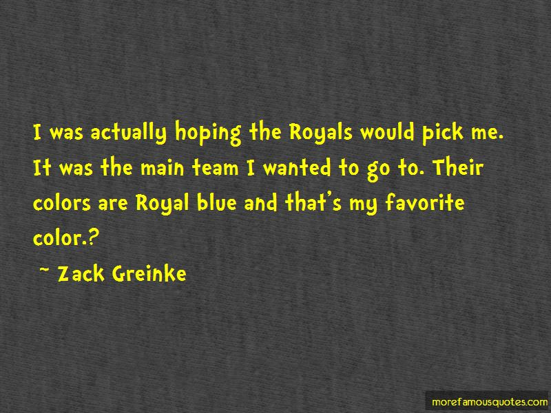 Zack Greinke Quotes Pictures 3