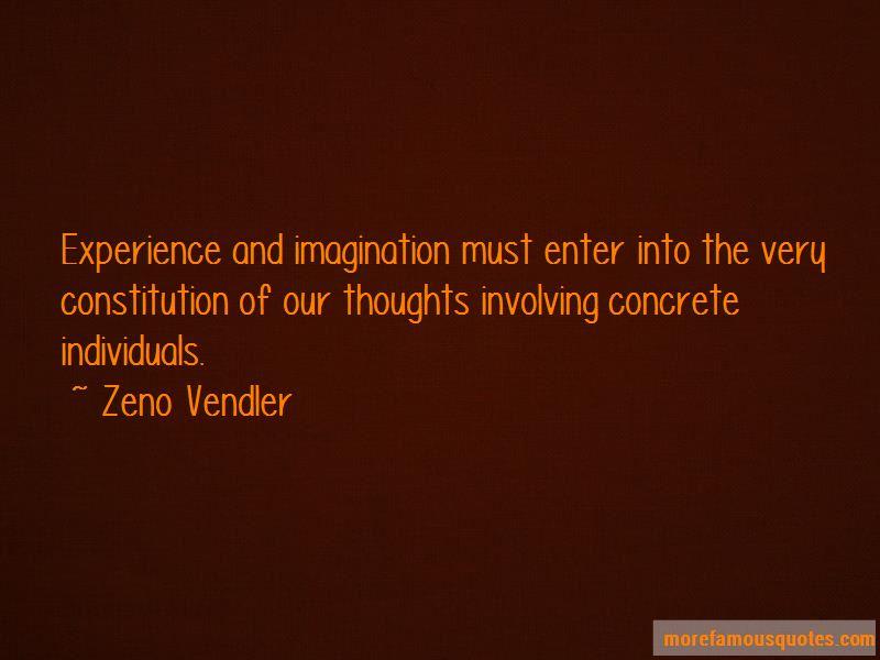 Zeno Vendler Quotes Pictures 2