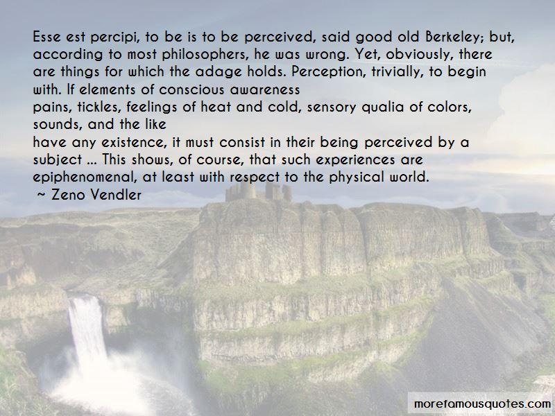 Zeno Vendler Quotes Pictures 3