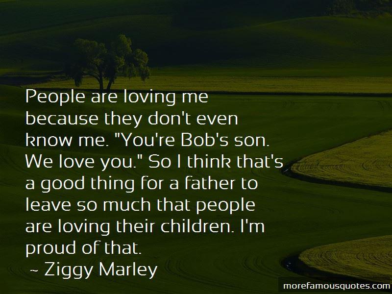Ziggy Marley Quotes