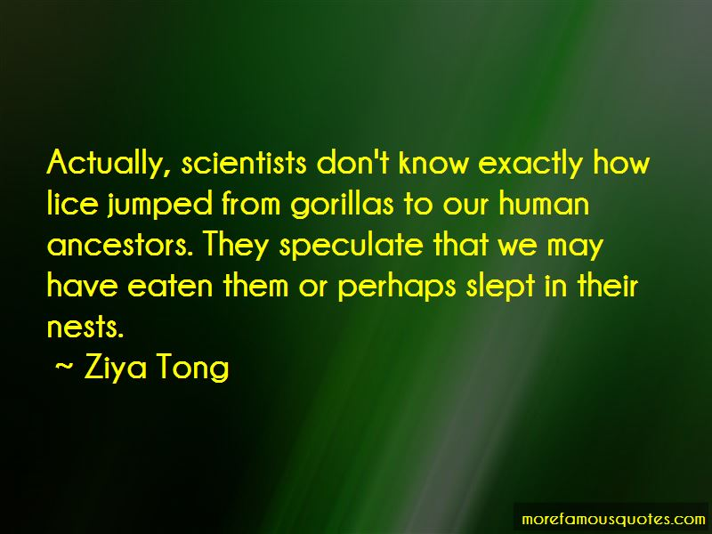 Ziya Tong Quotes Pictures 3