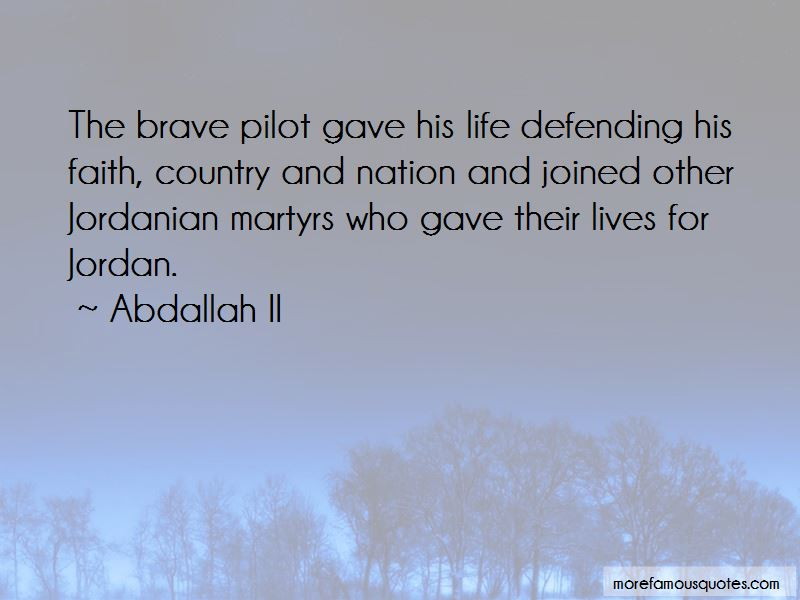 Abdallah II Quotes Pictures 2