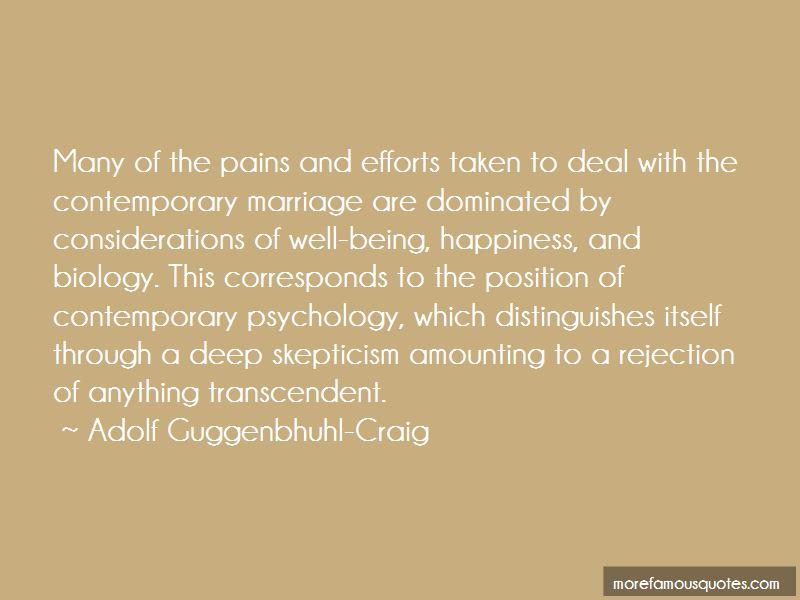 Adolf Guggenbhuhl-Craig Quotes Pictures 2