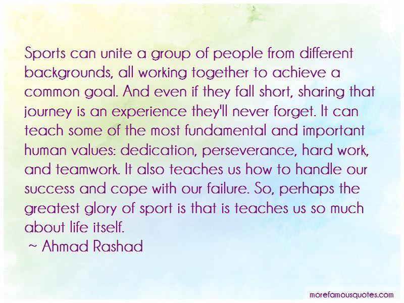 Ahmad Rashad Quotes