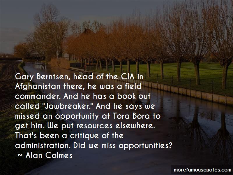 Alan Colmes Quotes