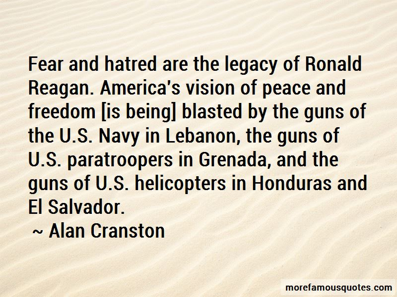 Alan Cranston Quotes Pictures 3