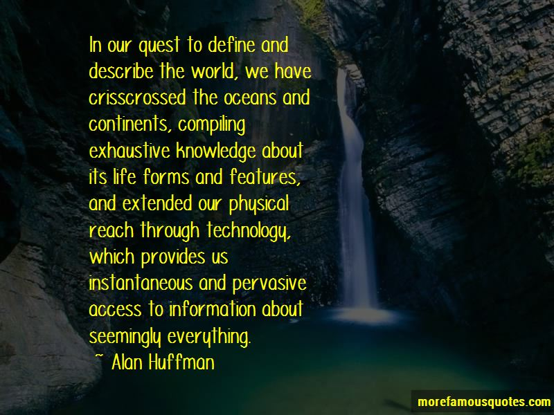 Alan Huffman Quotes Pictures 3