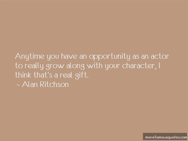 Alan Ritchson Quotes Pictures 4