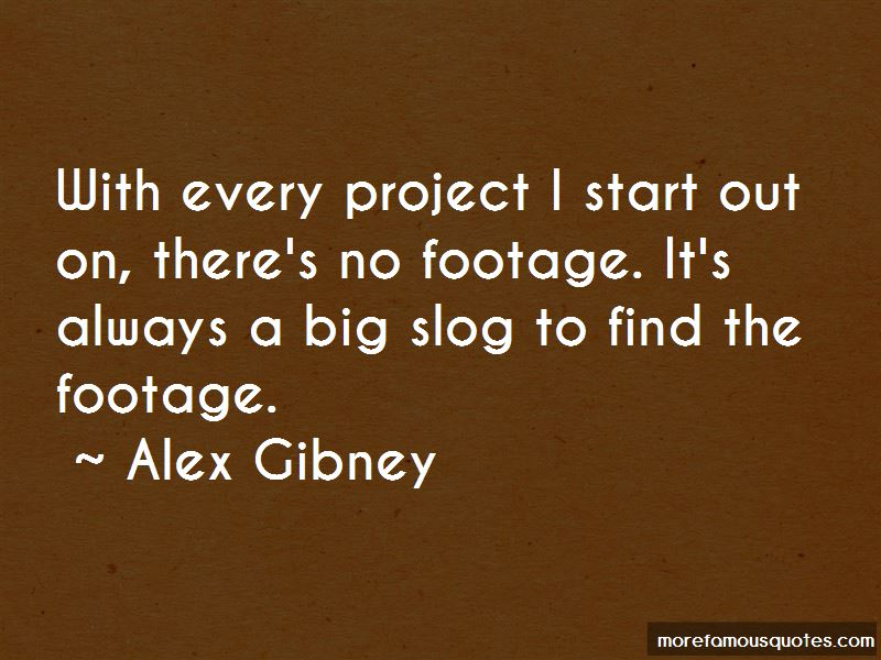 Alex Gibney Quotes Pictures 2