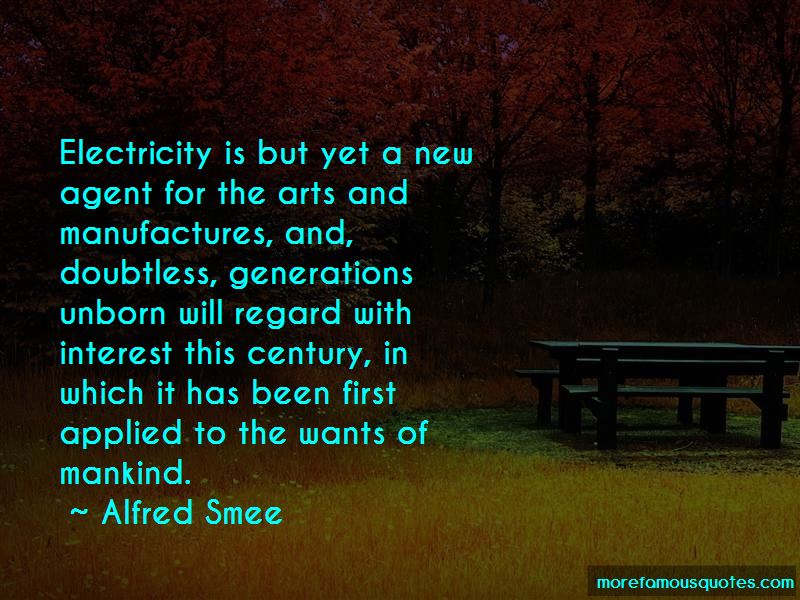 Alfred Smee Quotes Pictures 2