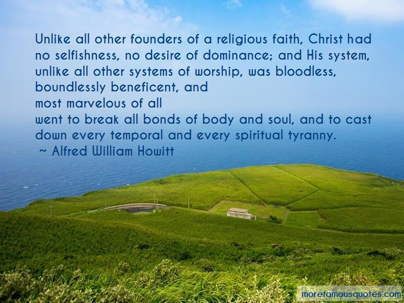 Alfred William Howitt Quotes Pictures 3