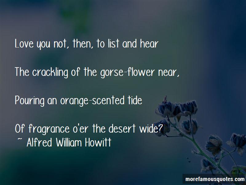 Alfred William Howitt Quotes