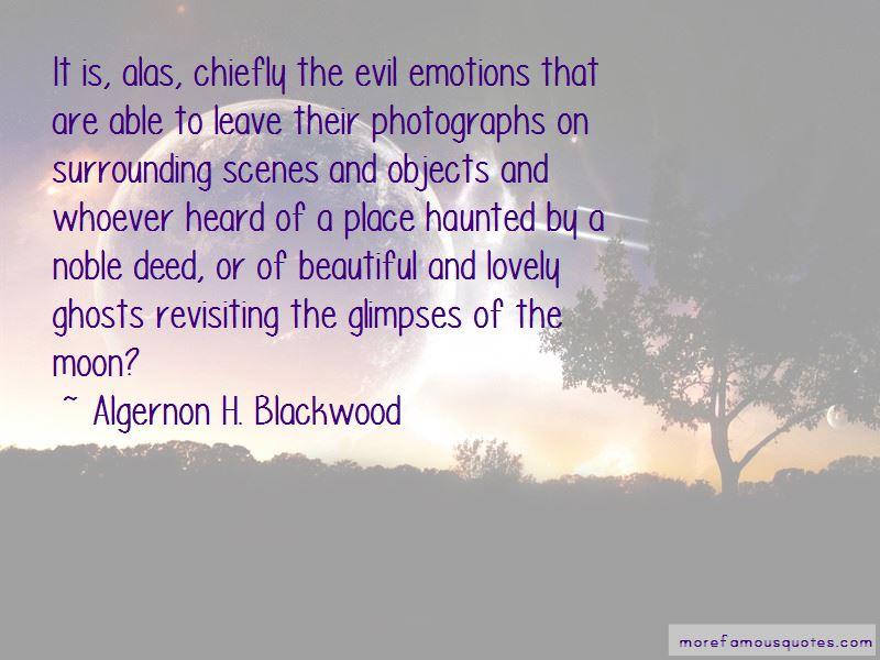Algernon H. Blackwood Quotes Pictures 4