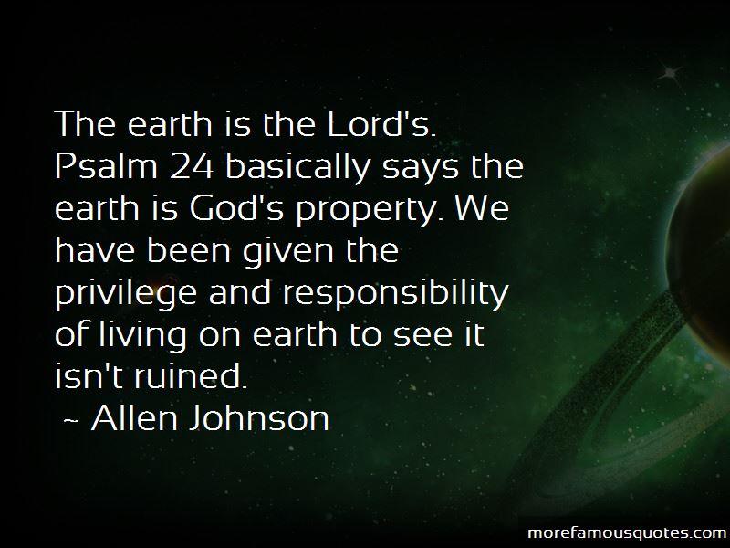 Allen Johnson Quotes Pictures 3