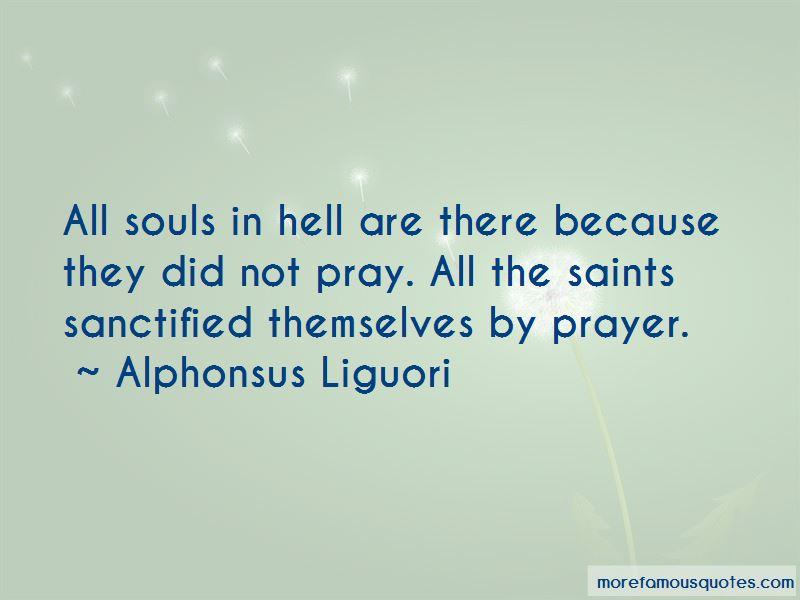 Alphonsus Liguori Quotes Pictures 4