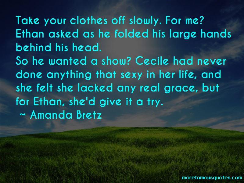 Amanda Bretz Quotes Pictures 4