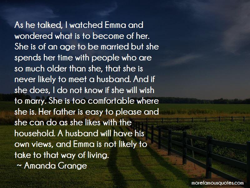 Amanda Grange Quotes Pictures 2