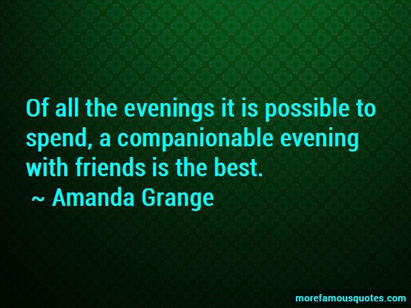 Amanda Grange Quotes Pictures 4