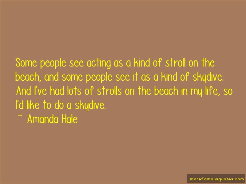 Amanda Hale Quotes Pictures 2