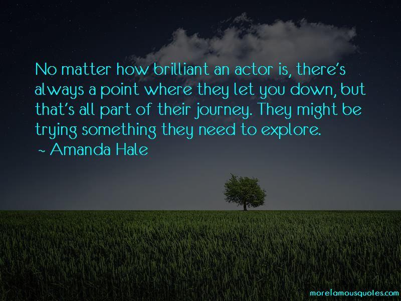 Amanda Hale Quotes Pictures 3