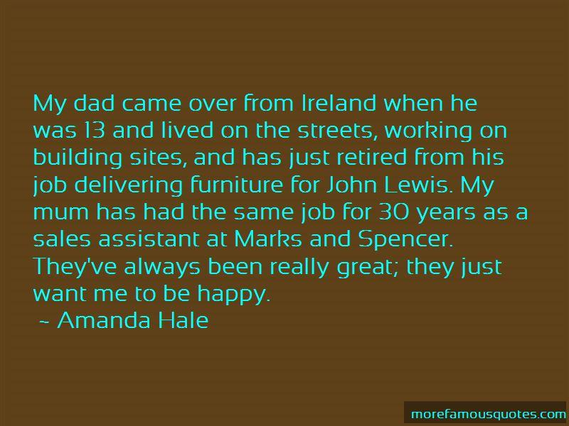 Amanda Hale Quotes