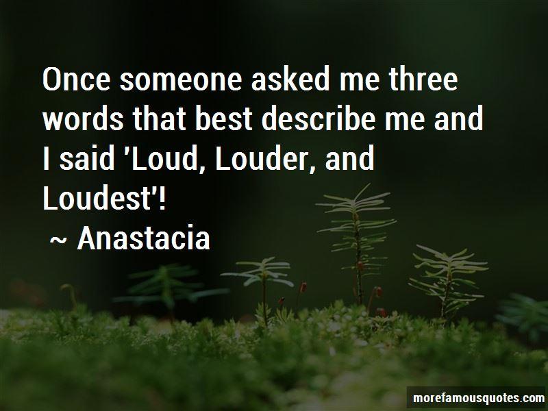 Anastacia Quotes Pictures 3