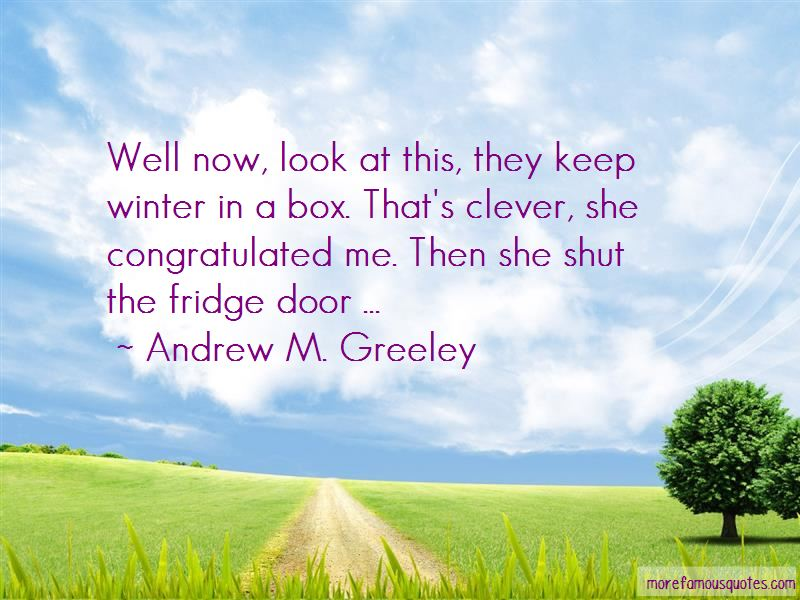 Andrew M. Greeley Quotes Pictures 2