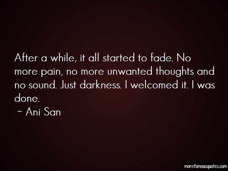 Ani San Quotes Pictures 3