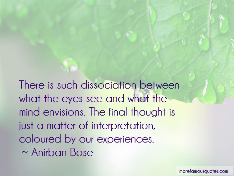 Anirban Bose Quotes Pictures 3