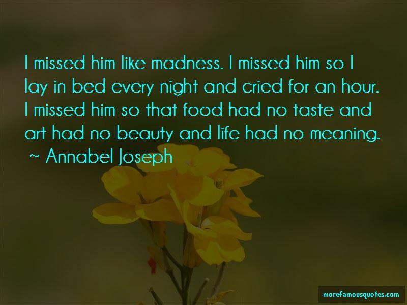 Annabel Joseph Quotes Pictures 4