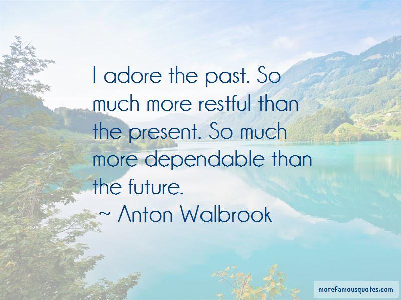 Anton Walbrook Quotes