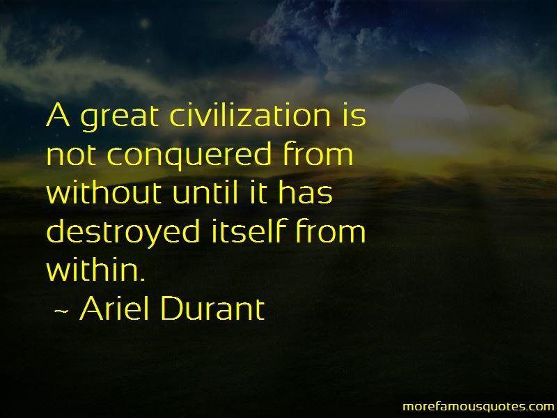 Ariel Durant Quotes Pictures 4