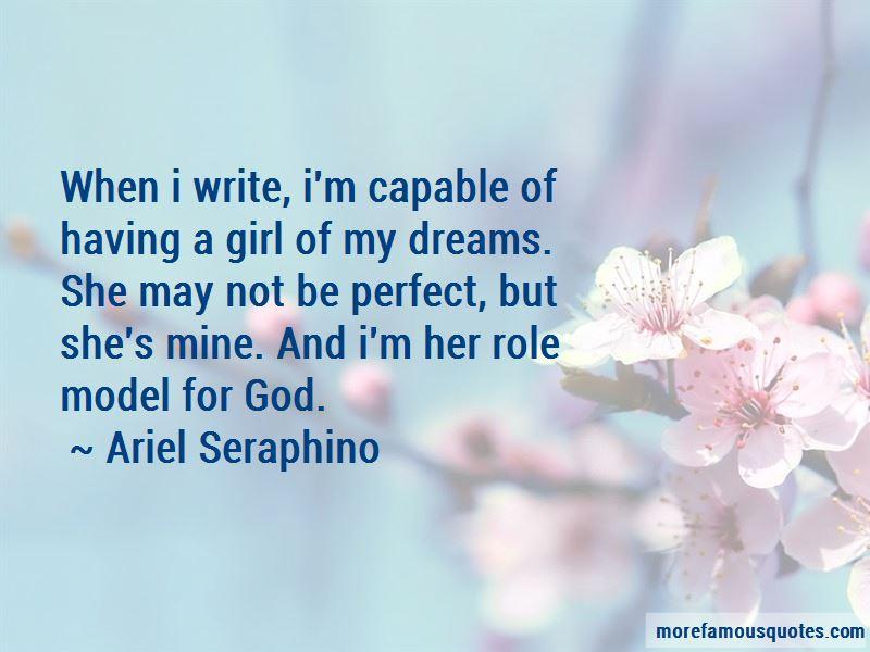Ariel Seraphino Quotes Pictures 2