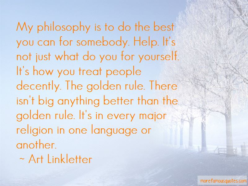 Art Linkletter Quotes Pictures 2
