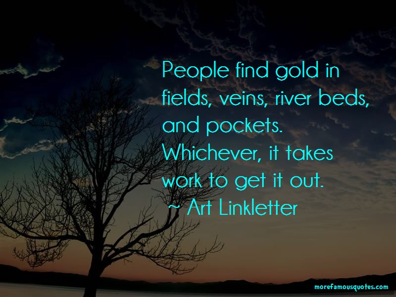 Art Linkletter Quotes Pictures 3