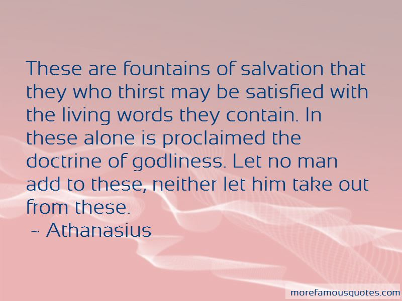 Athanasius Quotes Pictures 3
