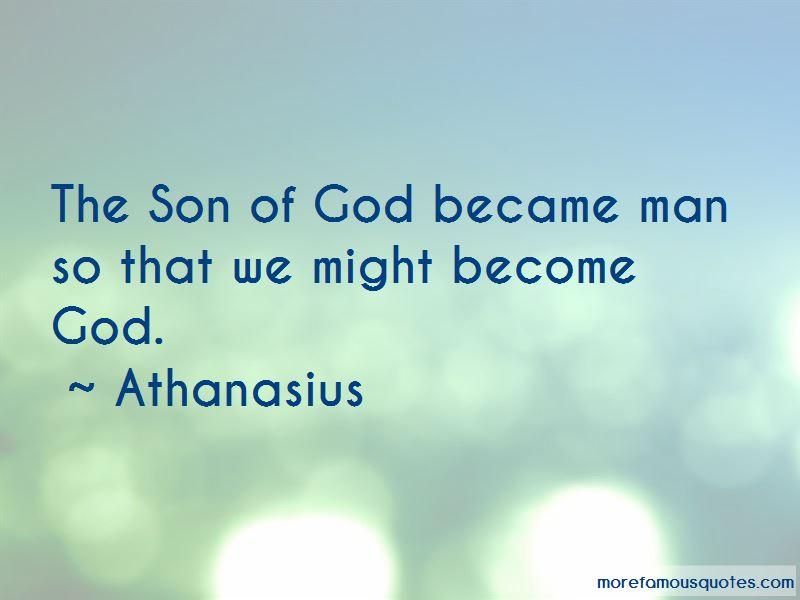 Athanasius Quotes Pictures 4