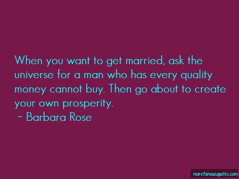 Barbara Rose Quotes