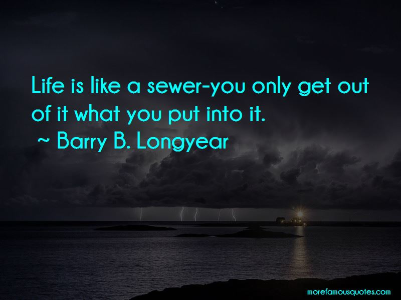 Barry B. Longyear Quotes Pictures 4